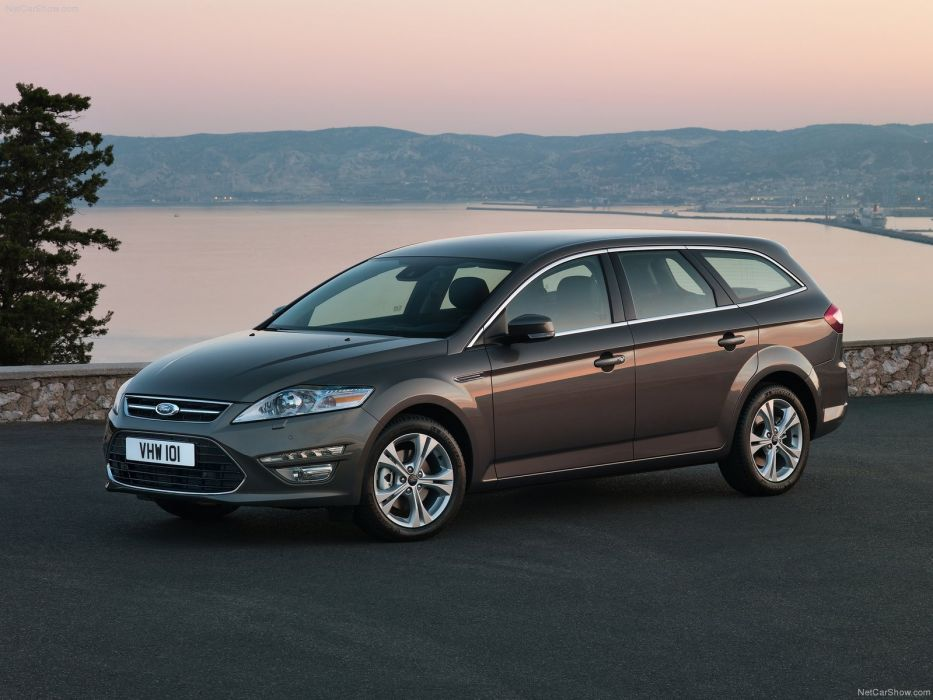 Ford Mondeo Wagon 2011 wallpaper