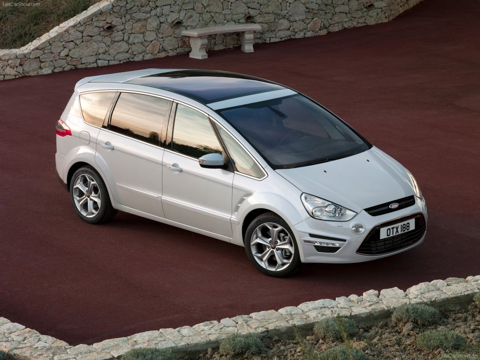 Ford S-MAX 2011 wallpaper