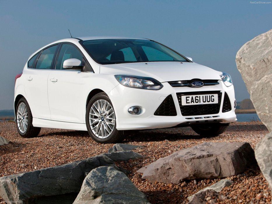 Ford Focus Zetec S 2012 wallpaper