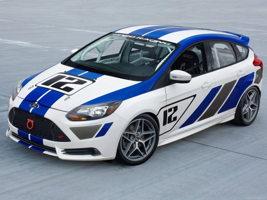 Ford Focus ST-R 2012 wallpaper