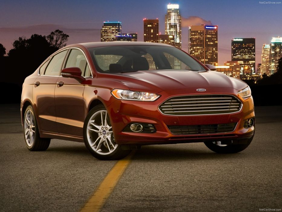 Ford Fusion 2013 wallpaper