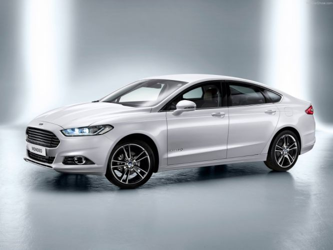 Ford Mondeo 2013 wallpaper