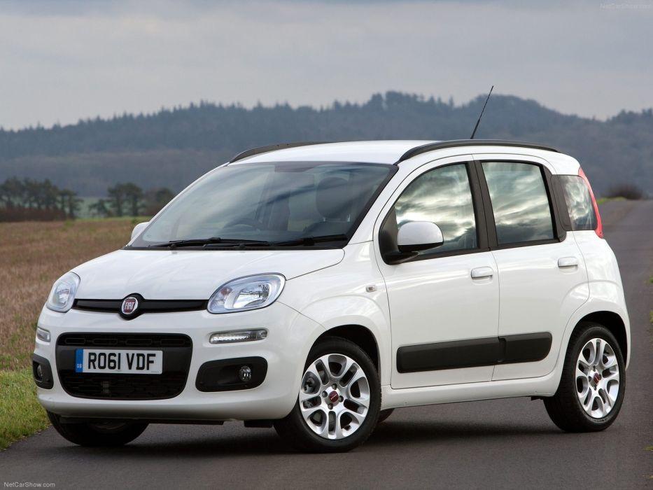 Fiat Panda UK Version 2013 wallpaper