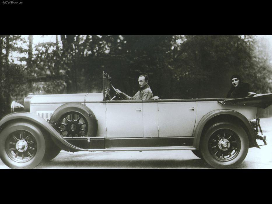 Fiat 525 Touring 1928 wallpaper