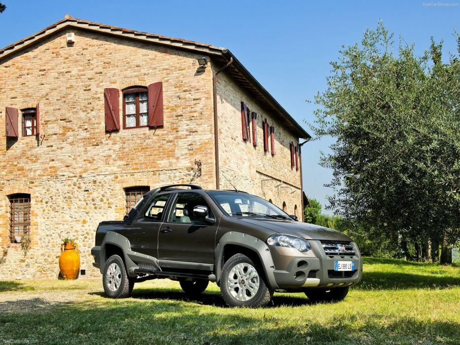 Fiat Strada 2013 wallpaper