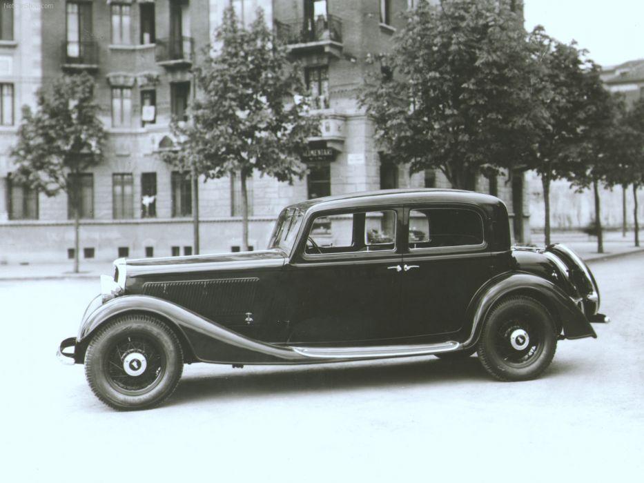 Fiat 527 Ardita 2500 1934 wallpaper