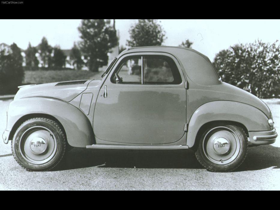 Fiat Topolino 500 C 1949 wallpaper