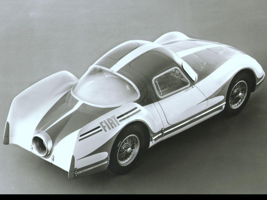 Fiat Turbina Concept 1954 wallpaper