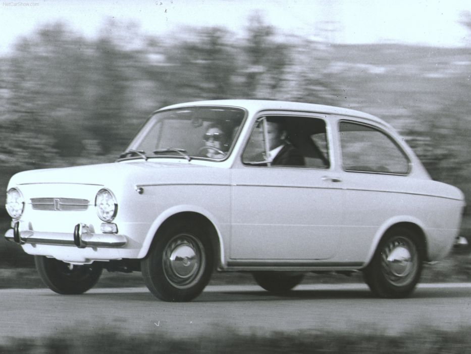 Fiat 850 Special 1968 wallpaper