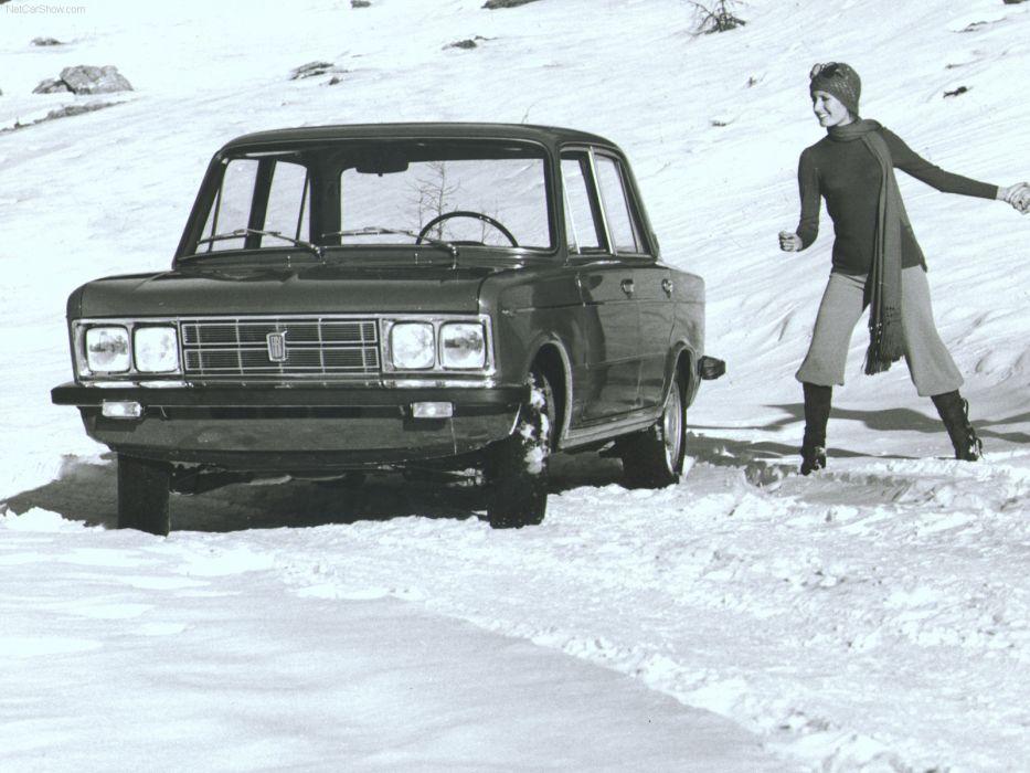 Fiat 125 Special 1970 wallpaper