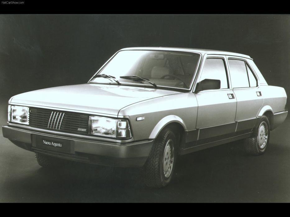 Fiat Argenta 1983 wallpaper