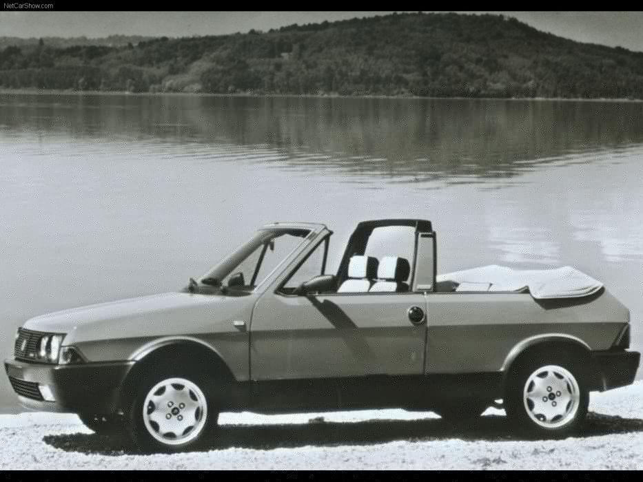 Fiat Ritmo Supercabrio 1985 wallpaper
