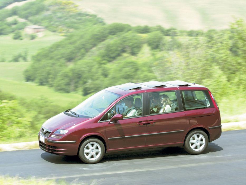 Fiat Ulysse Emotion 2_0 16v 2002 wallpaper