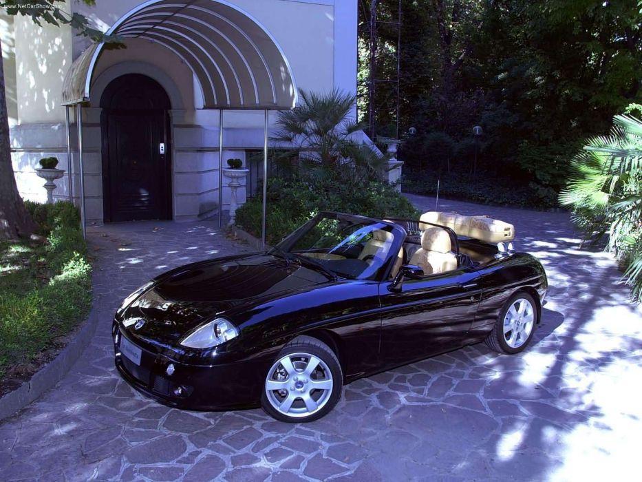 Fiat Barchetta First Class of Alviero Martini 2003 wallpaper
