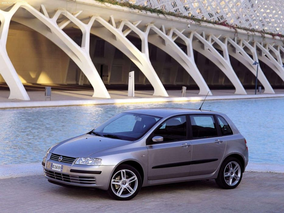 Fiat Stilo M_Y_ 1_9 Multijet 5door 2004 wallpaper