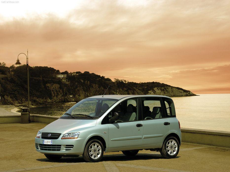 Fiat Multipla 2004 wallpaper