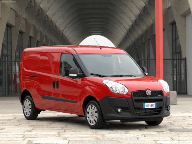 Fiat Doblo Cargo 2010 wallpaper