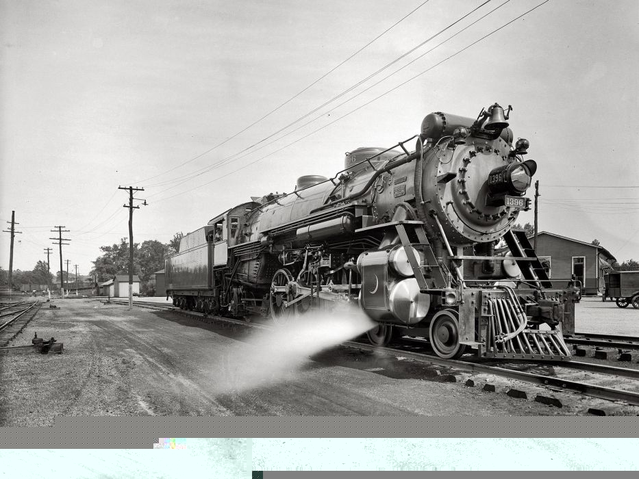 trains locomotives wallpaper
