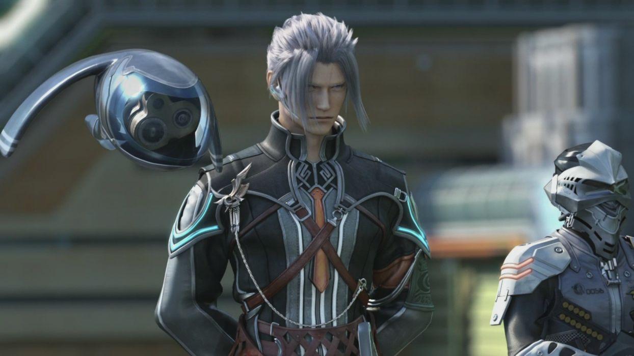 Final Fantasy Final Fantasy XIII Yaag Rosch wallpaper