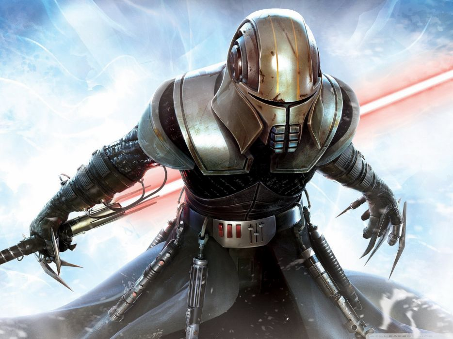 Star Wars Star Wars: The Force Unleashed The Force Unleashed wallpaper