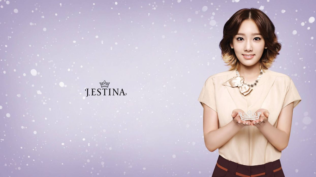 women music Girls Generation SNSD Asians Korean Kim Taeyeon K-Pop wallpaper