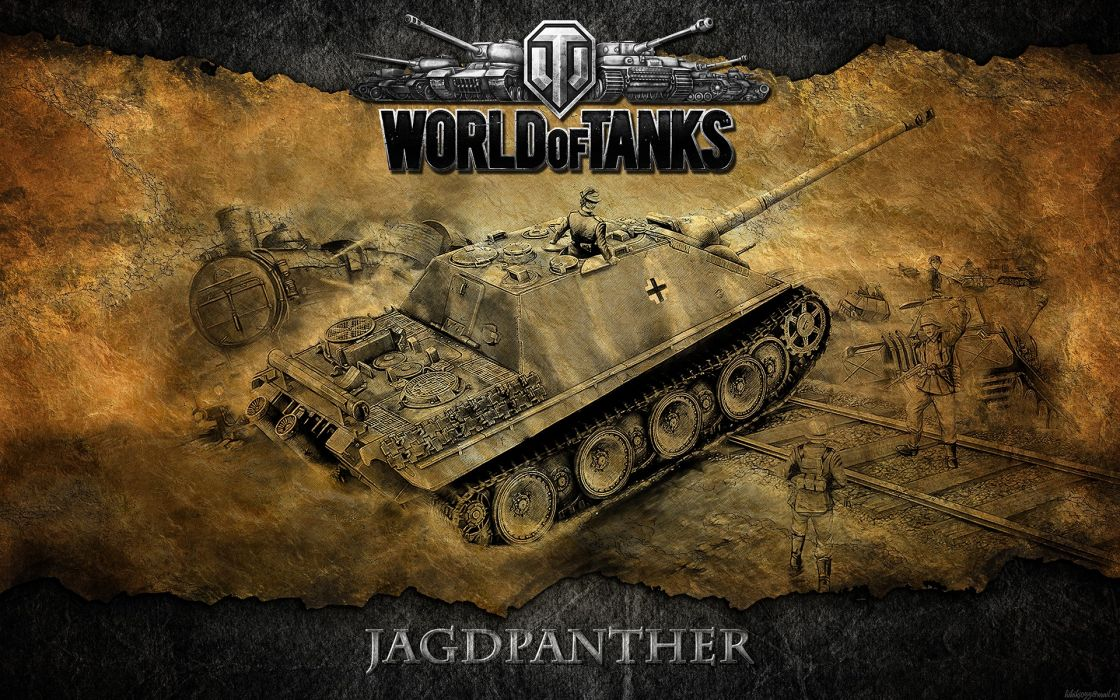 World of Tanks PzKpfW 5 Panther wallpaper