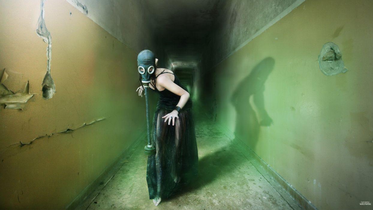 masks wallpaper