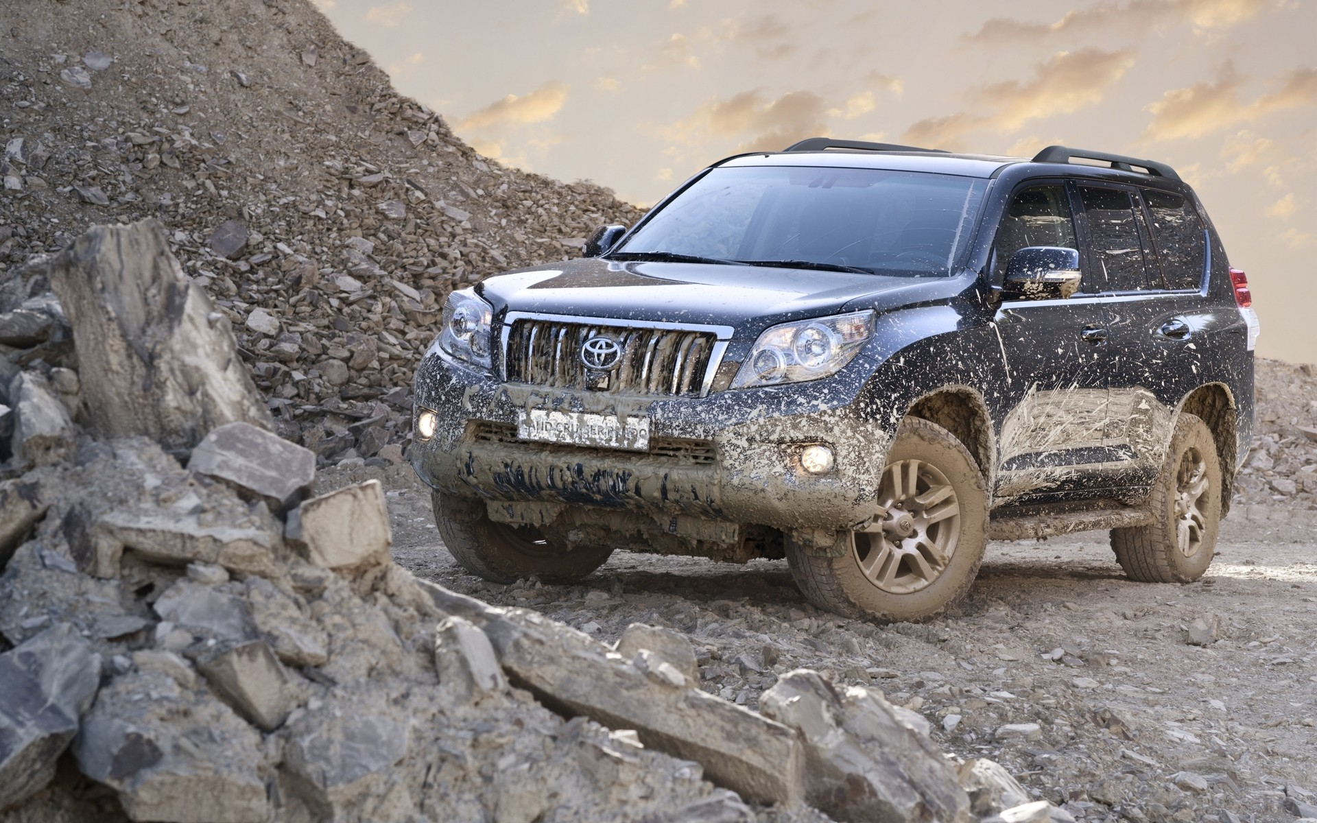 Cars dirty mud Toyota Land Cruiser wallpaper | 1920x1200 | 222667 ...