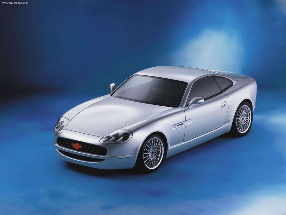 EDAG Keinath GTC Coupe 2003 wallpaper