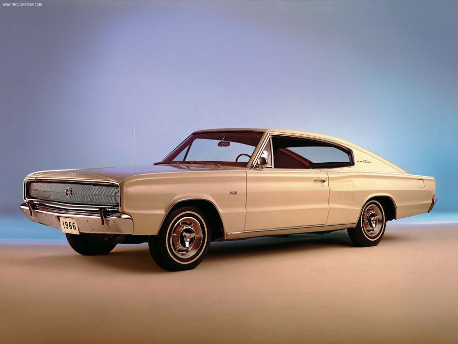 Dodge Charger 1966 wallpaper