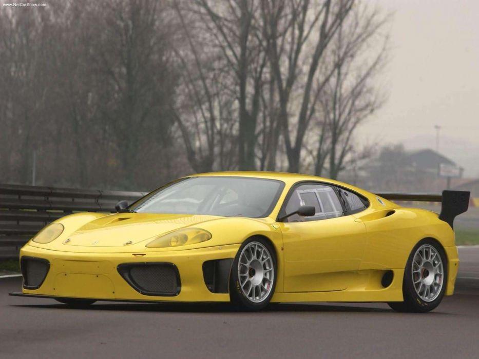 Ferrari 360GTC Fiorano 2003 wallpaper