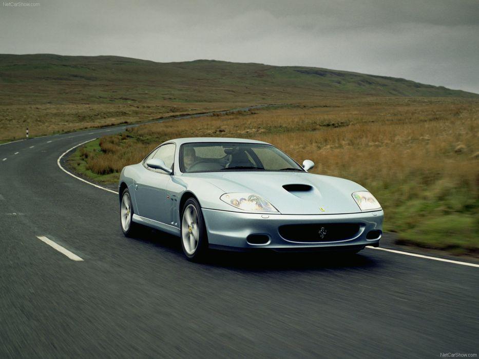 Ferrari 575M Maranello 2002 wallpaper