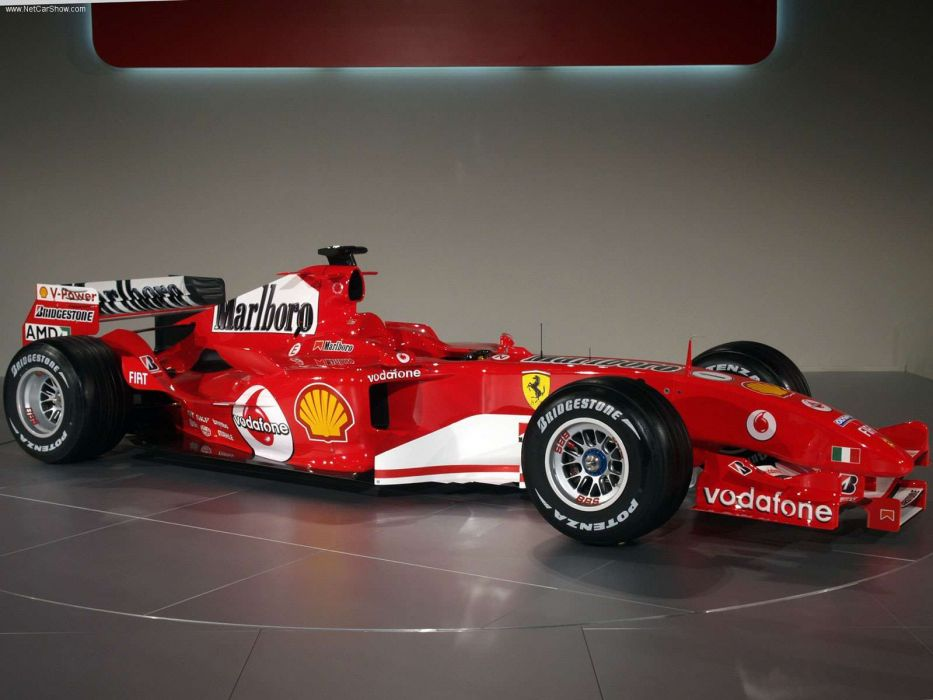 Ferrari F2005 2005 wallpaper