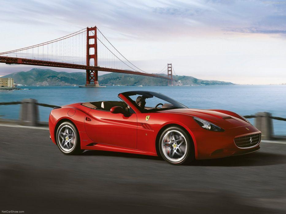 Ferrari California 2009 wallpaper