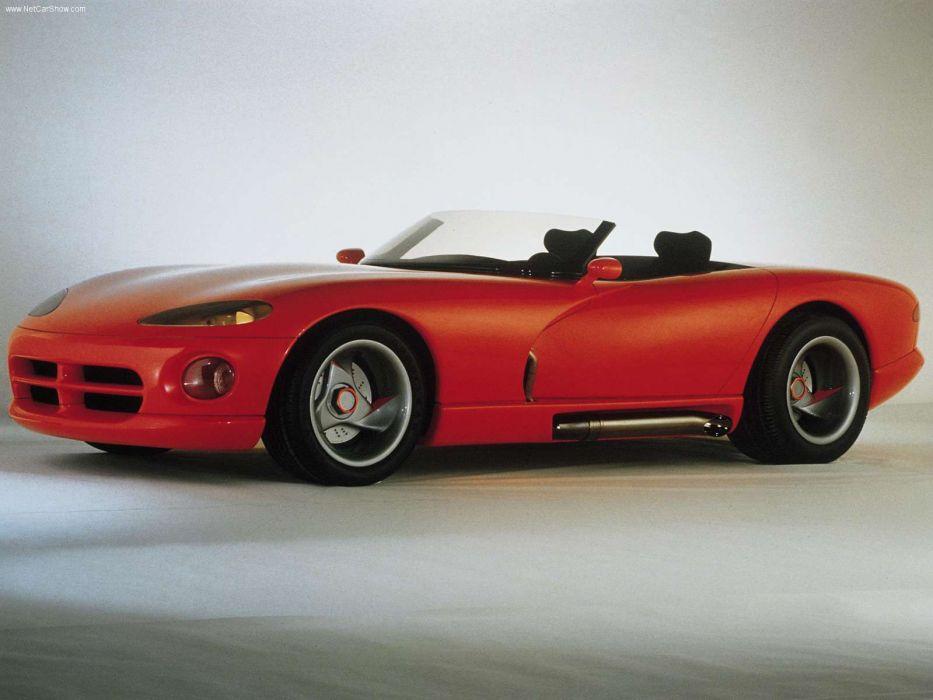 Dodge Viper RT10 Concept Vehicle 1989 wallpaper