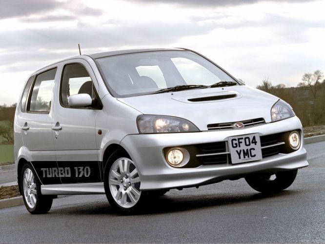 Daihatsu YRV Turbo 130 2004 wallpaper