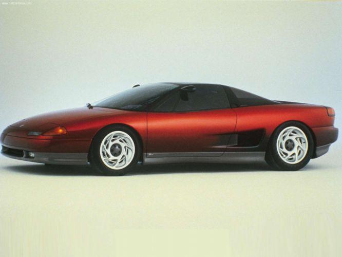 Dodge Intrepid Concept 1989 wallpaper