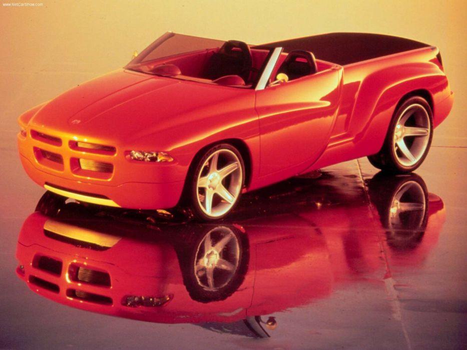 Dodge Sidewinder Concept 1997 wallpaper