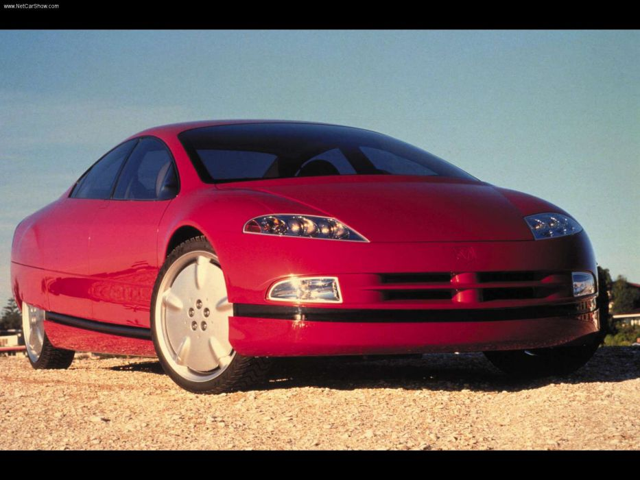 Dodge Intrepid ESX2 Concept 1998 wallpaper