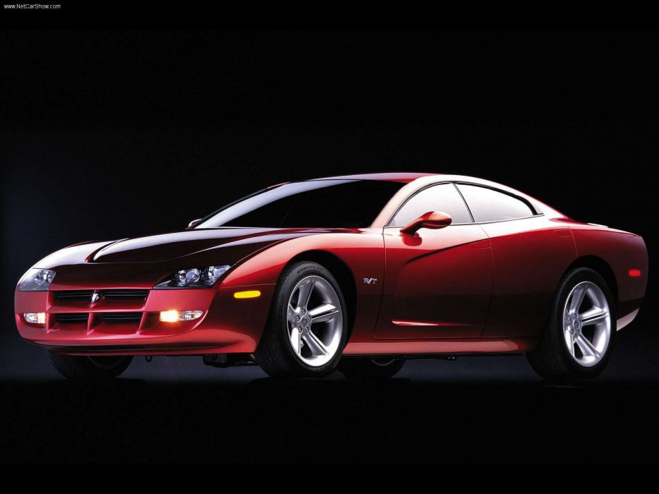 Dodge Charger RT Concept Vehicle 1999 wallpaper