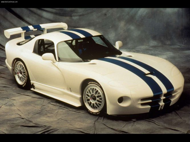Dodge Viper GTS-R 1998 wallpaper