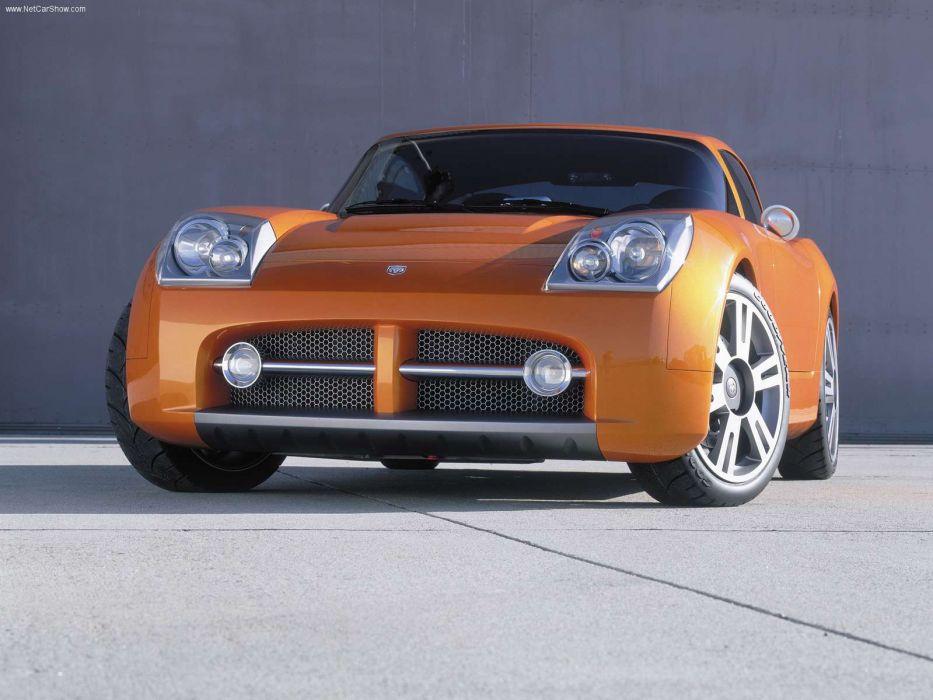 Dodge Razor Concept 2002 wallpaper