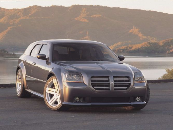 Dodge Magnum SRT8 Concept 2003 wallpaper