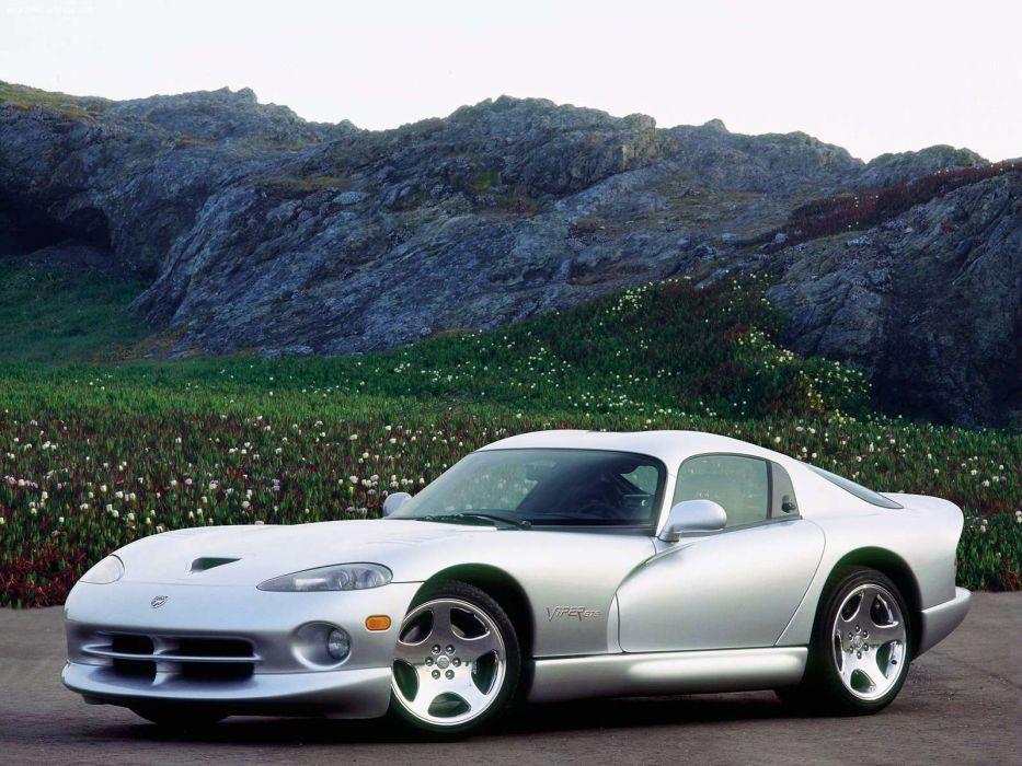 Dodge Viper GTS 2000 wallpaper
