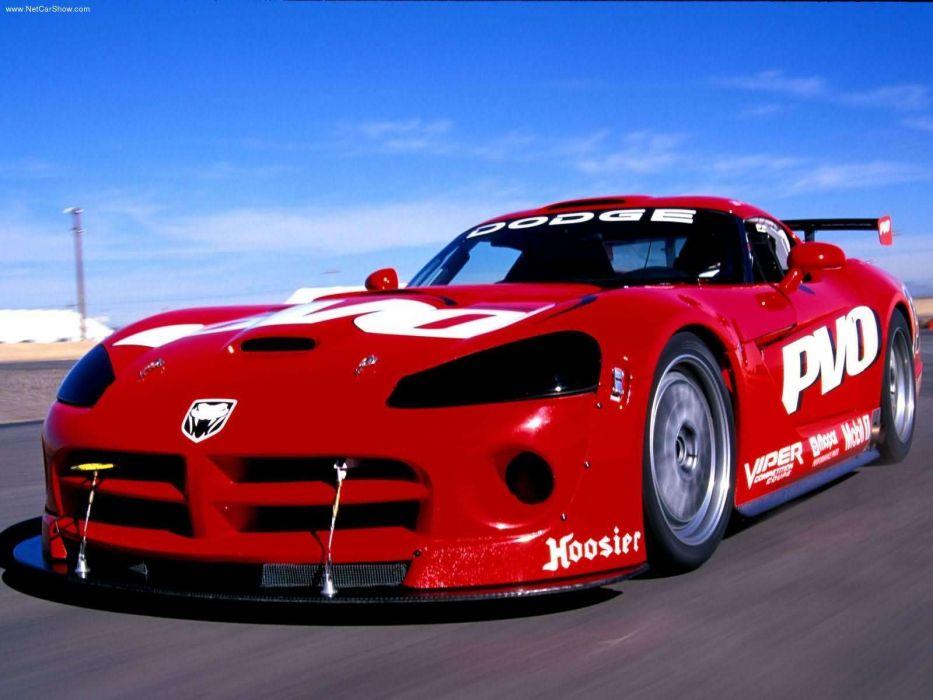 Dodge Viper Competition Coupe 2003 wallpaper