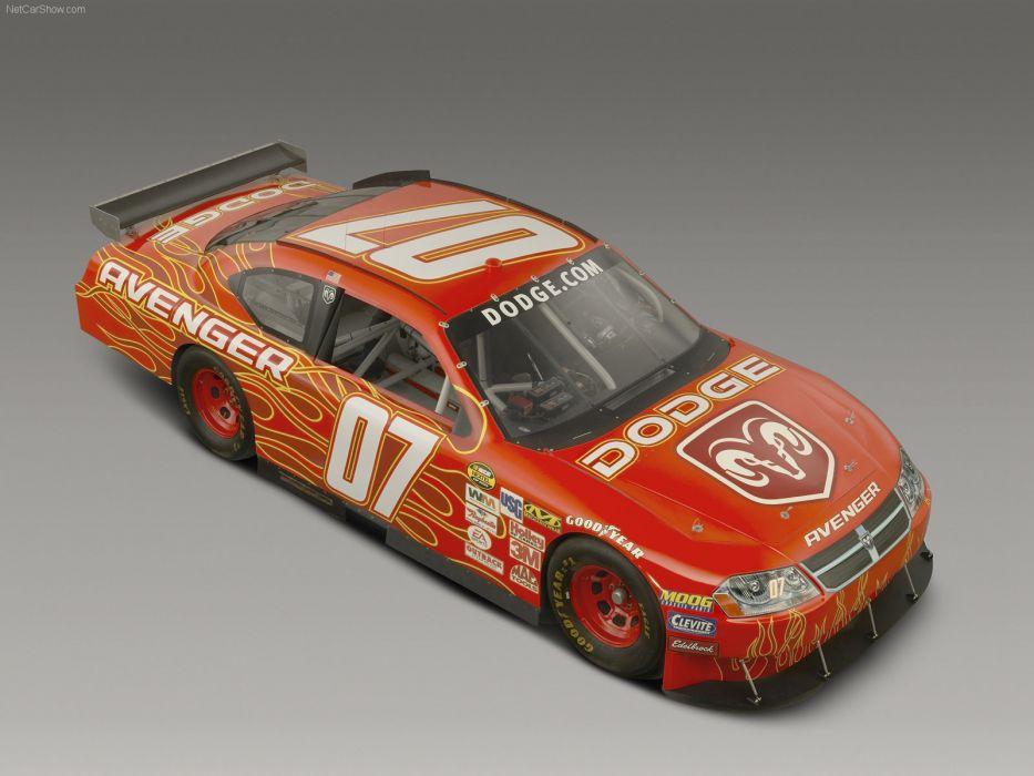 Dodge Avenger NASCAR Race Car 2007 wallpaper