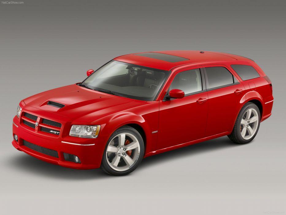 Dodge Magnum SRT8 2008 wallpaper