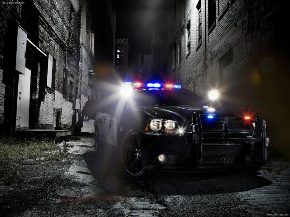 Dodge Charger Pursuit 2011 wallpaper