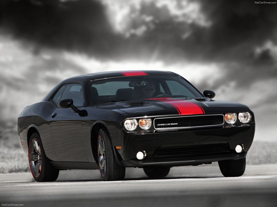 Dodge Challenger Rallye Redline 2012 wallpaper