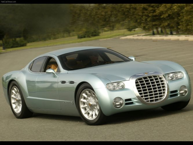 Chrysler Chronos Concept 2000 wallpaper